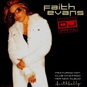 Faith Evans - Faithfully (album sampler) - Vinyl EP