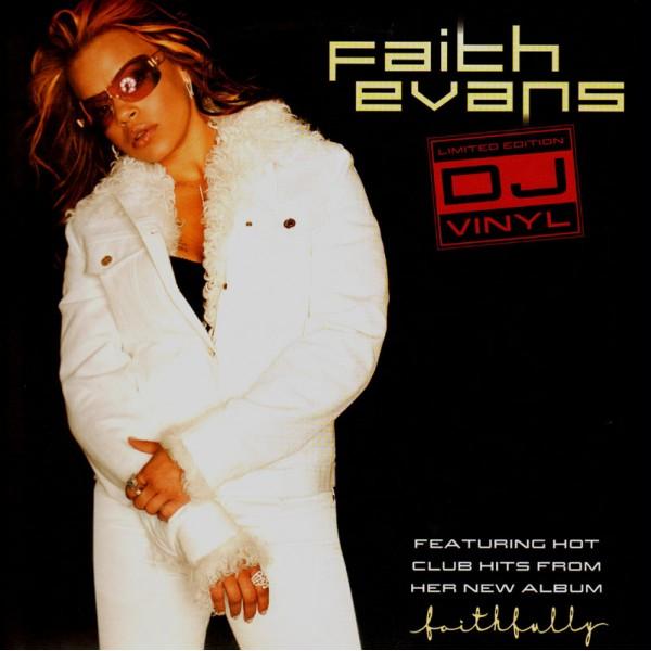 Faith Evans Faithfully Album Sampler Vinyl Ep