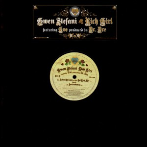 Gwen Stefani - Rich girl - 12''