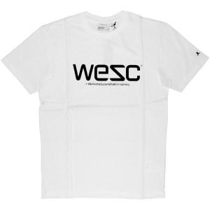 WESC T-shirt - Wesc - White