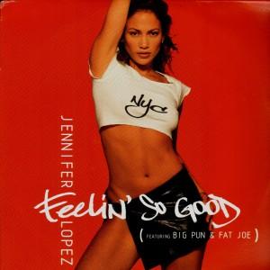 Jennifer Lopez - Feelin' so good - 12''