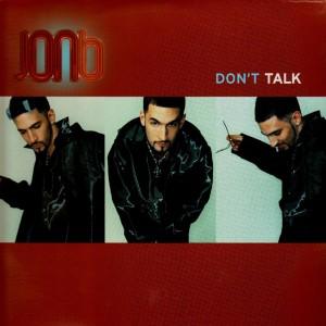 Jon B - Don't Talk - 12''