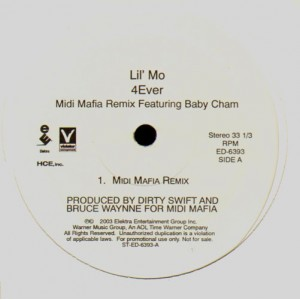Lil'Mo - 4Ever / 21 Answers - promo 12''