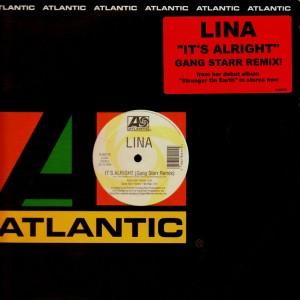 Lina - It's alright - 12''