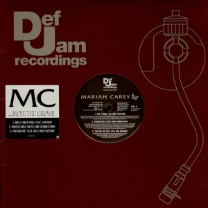 Mariah Carey - Boy (I need you) / Irresistible / You got me - 12''