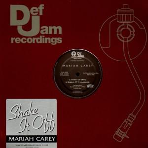 Mariah Carey - Shake it off - promo 12''