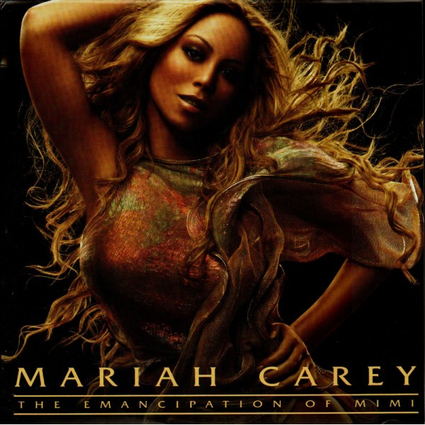 Mariah Carey The Emancipation Of Mimi 2lp Temple Of