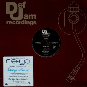 Ne-Yo - Sexy love - promo 12''