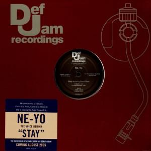 Ne-Yo - Stay - promo 12''