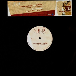 Nina Sky - Move ya body / In a dream - 12''