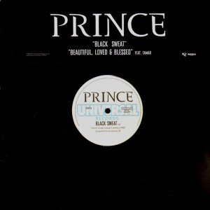 Prince - Black sweat / Tamar - Beautiful, loved & blessed - 12''