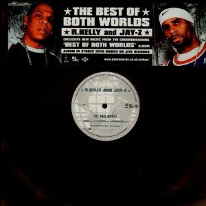 R.Kelly & Jay-Z - Get this money / Take you home with me - promo 12''