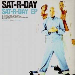 Sat-R-Day - Vinyl EP