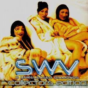 SWV - 8 unreleased diamonds (collector edition) - LP