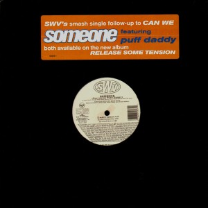 SWV - Someone / Love like this - 12''