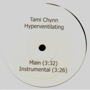 Tami Chynn - Hyperventilating (white label) - 12''