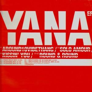 Yana - Vinyl EP
