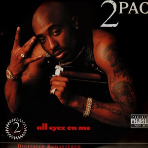 2Pac - All eyes on me - 4LP