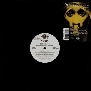 2Pac - Do For Love / Brenda's got a baby - 12''