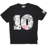 WESC T-shirt - 10 Years Of Graphics - Black