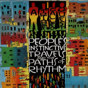 A Tribe Called Quest - Peoples instinctive travels and the paths of rhythm - 2LP