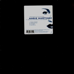Angie Martinez - If i could go!  - 12''