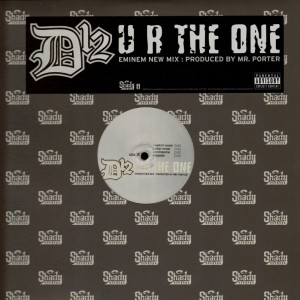 D12 - U r the one - promo 12''