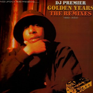 DJ Premier - Golden years the remixes 1993-2000 - 2LP
