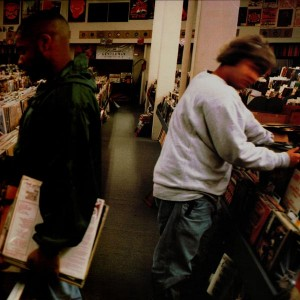 DJ Shadow - Endtroducing - 2LP