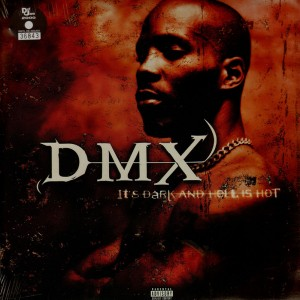 DMX - It's dark and hell is hot - 2LP