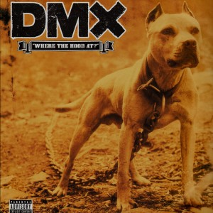 DMX - Where the hood at ? - 12''