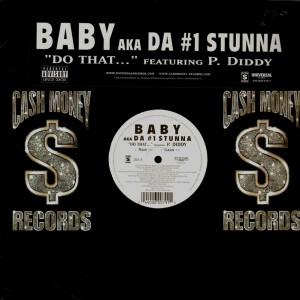 Baby aka Da n1 Stunna - Do that - 12''