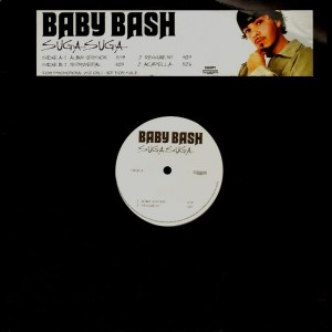 Baby Bash - Suga suga - promo 12''