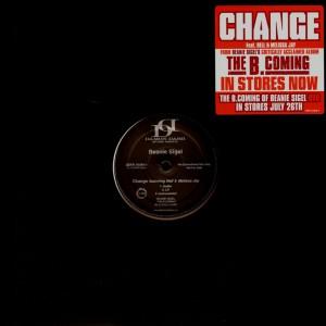 Beanie Sigel - Change - promo 12''