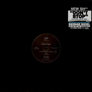 Beanie Sigel - Don't stop - promo 12''