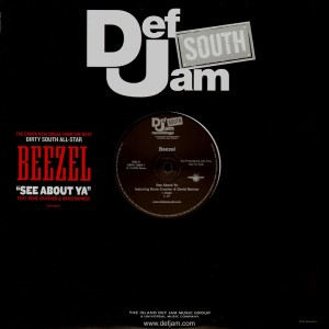 Beezel - See about ya - promo 12''