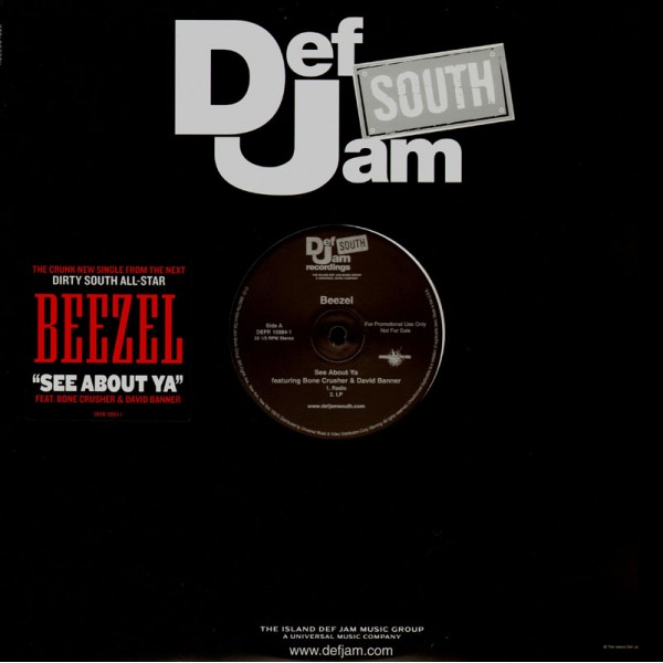Beezel See About Ya Promo 12 Temple Of Deejays