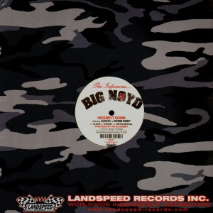 Big Noyd - Holdin' it down / air it out - 12''