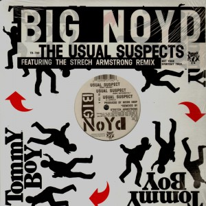 Big Noyd - Usual suspect - 12''