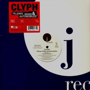 Clyph - Planes, brain & automobiles - 12''