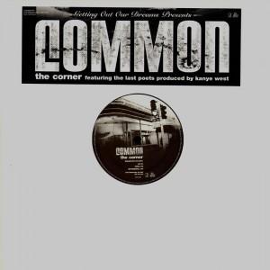Common - The corner - promo 12''