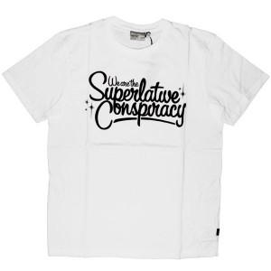 WESC T-shirt - 50s Script - White