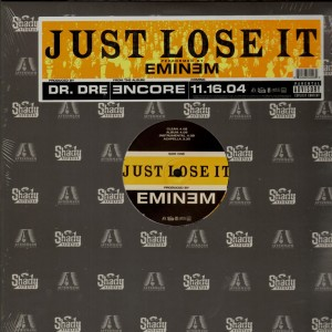 Eminem - Just lose it - 12''