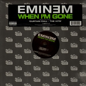 Eminem - When i'm gone - 12''