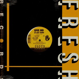 Epee MD ( EPMD ) - It's my thing / You're a customer - 12''