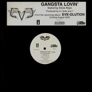 Eve - Gangsta lovin' - promo 12''