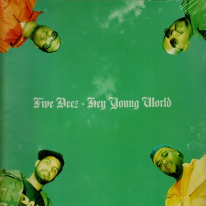 Five Deez - Funky / Hey young world - 12''