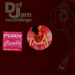 Foxy Brown - Candy / 730 - Pink Vinyl 12''