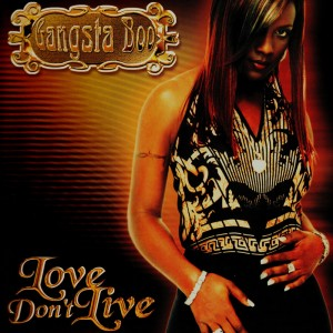 Gangsta Boo - Love don't live - 12''