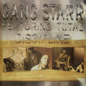 Gang Starr - Discipline / full clip / just to get a rep / lovesick - 12''